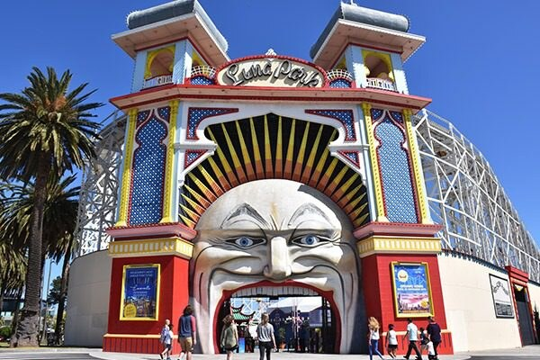 school excursions at Luna Park